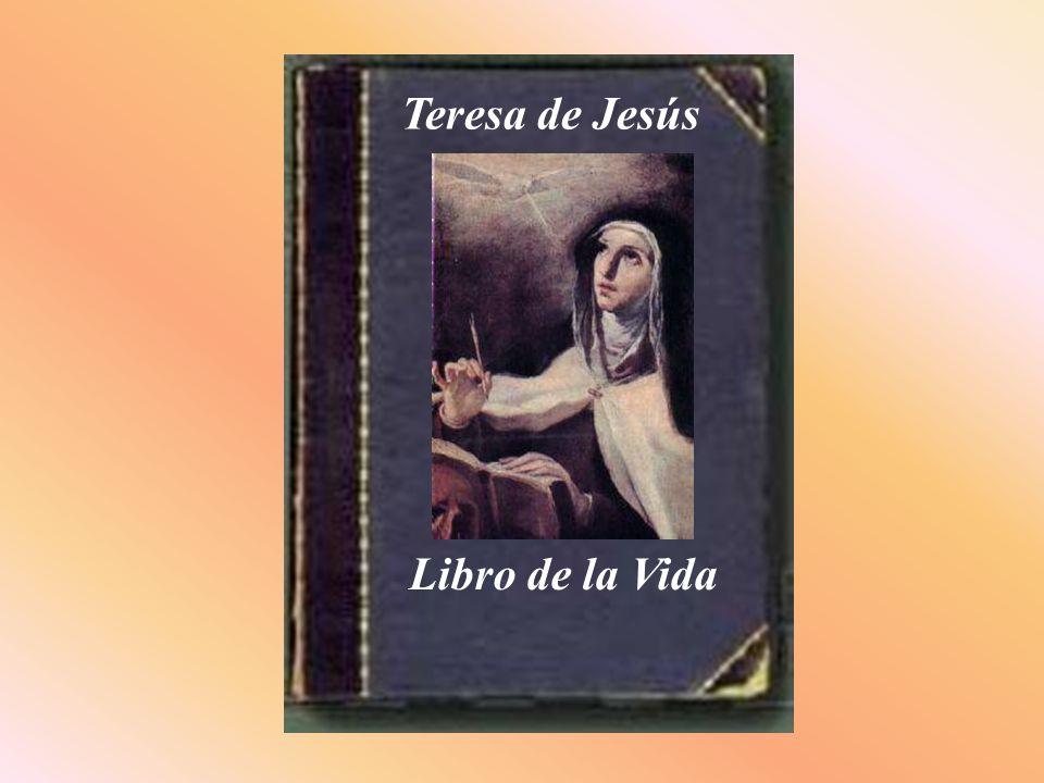 Teresa de Jesús Libro de la Vida