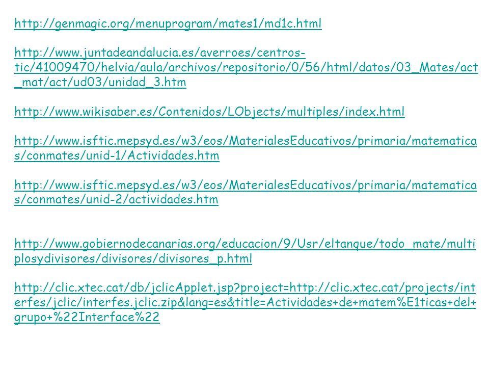 http://genmagic.org/menuprogram/mates1/md1c.html