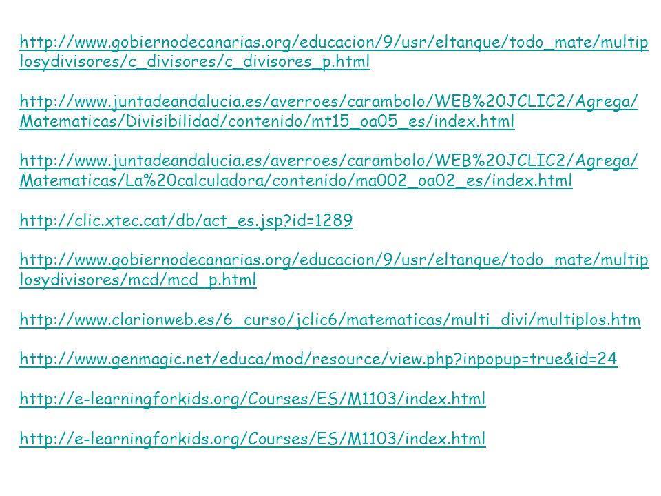 http://www. gobiernodecanarias