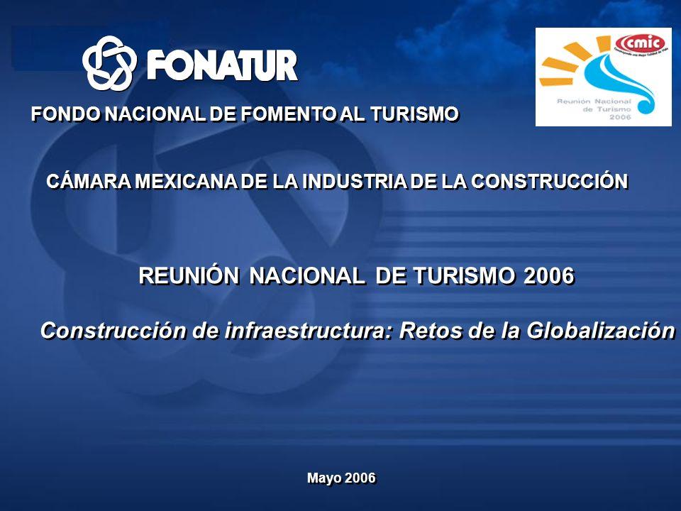 REUNIÓN NACIONAL DE TURISMO 2006