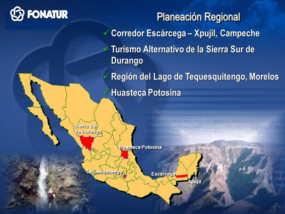 Planeación Regional Corredor Escárcega – Xpujil, Campeche