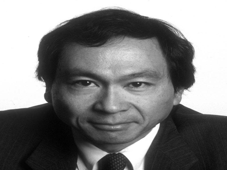 Francis Fukuyama cree que fracasamos en construir un Estado fuerte