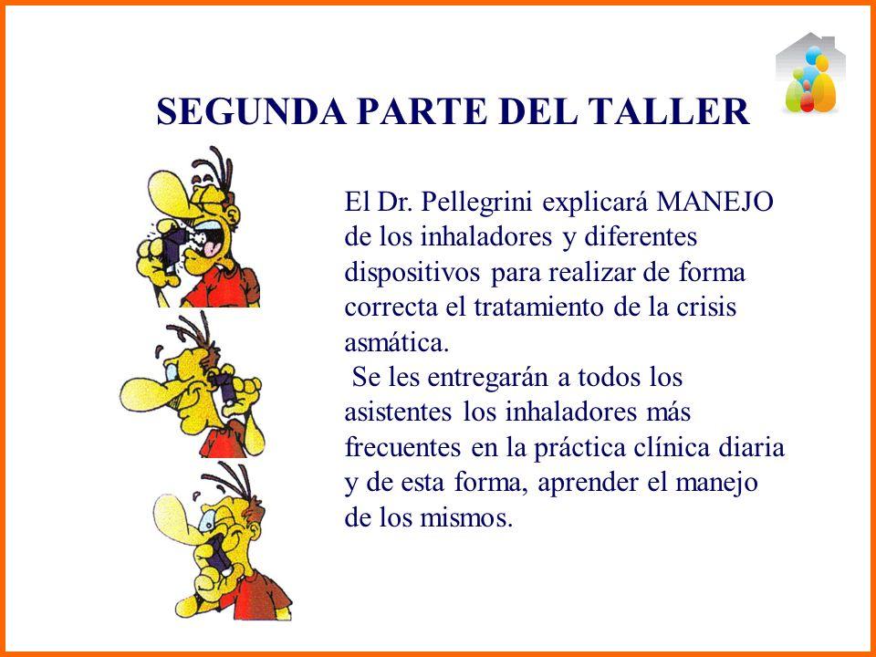 SEGUNDA PARTE DEL TALLER