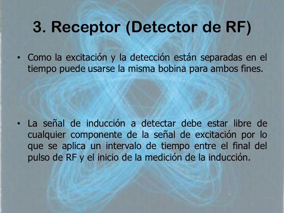 3. Receptor (Detector de RF)