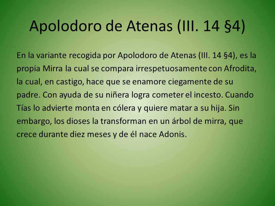 Apolodoro de Atenas (III. 14 §4)