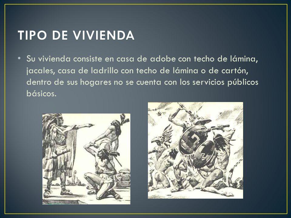 TIPO DE VIVIENDA