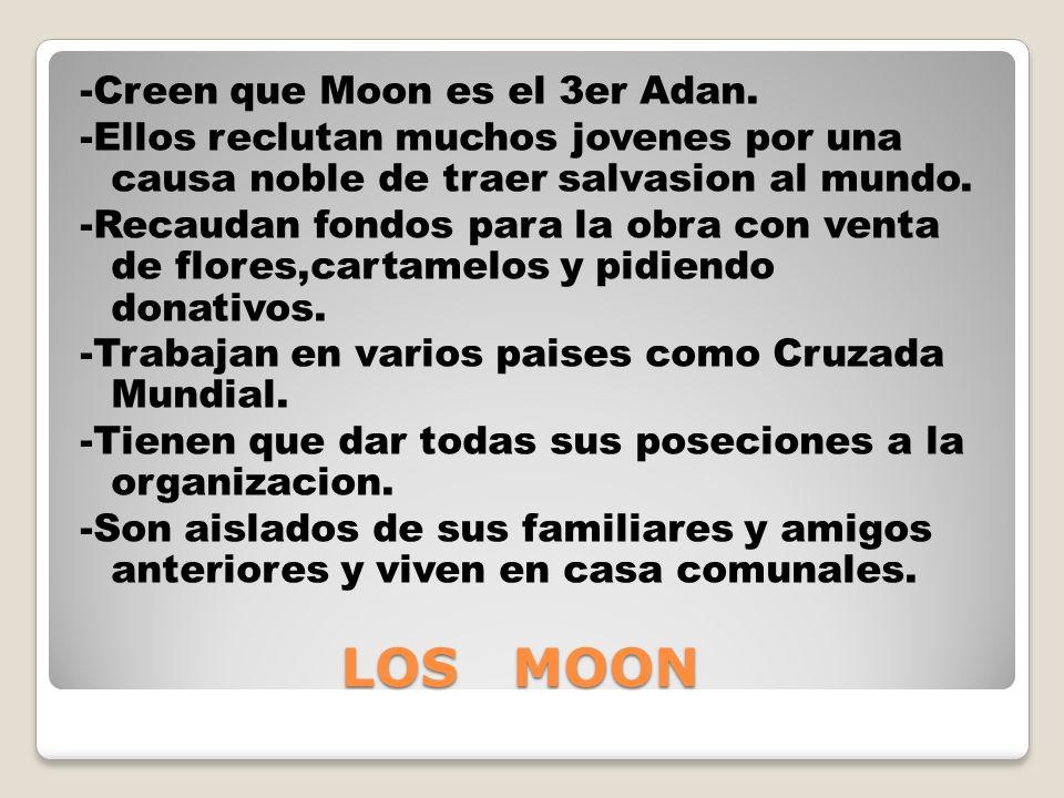 -Creen que Moon es el 3er Adan