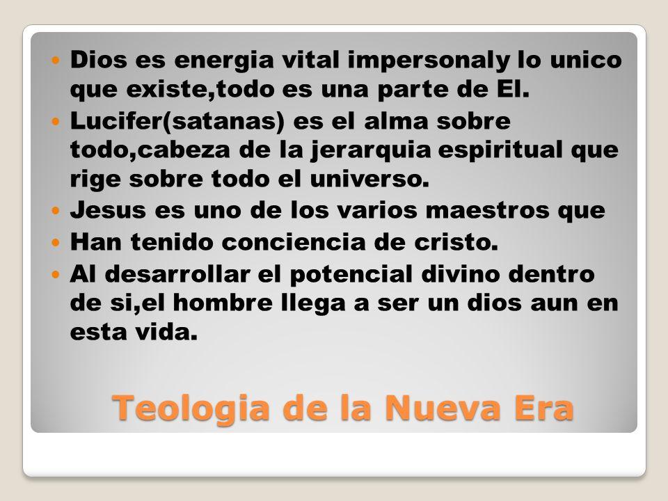 Teologia de la Nueva Era