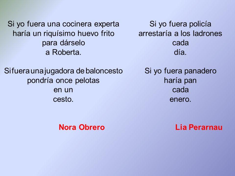 Nora Obrero Lia Perarnau