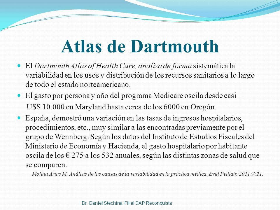 Atlas de Dartmouth