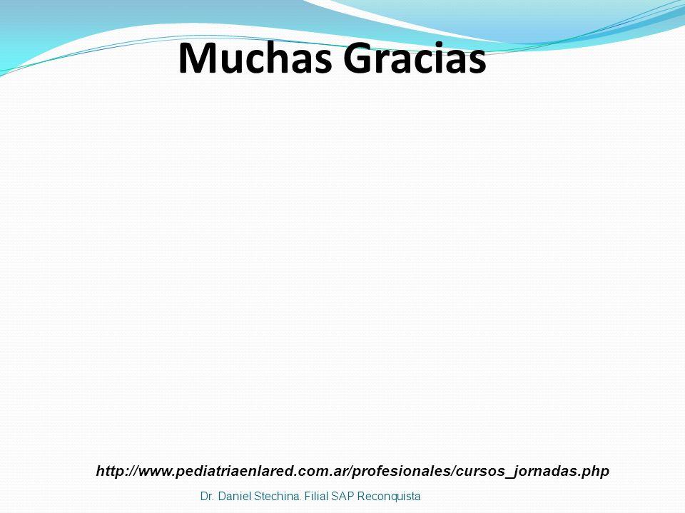 Muchas Gracias http://www.pediatriaenlared.com.ar/profesionales/cursos_jornadas.php.