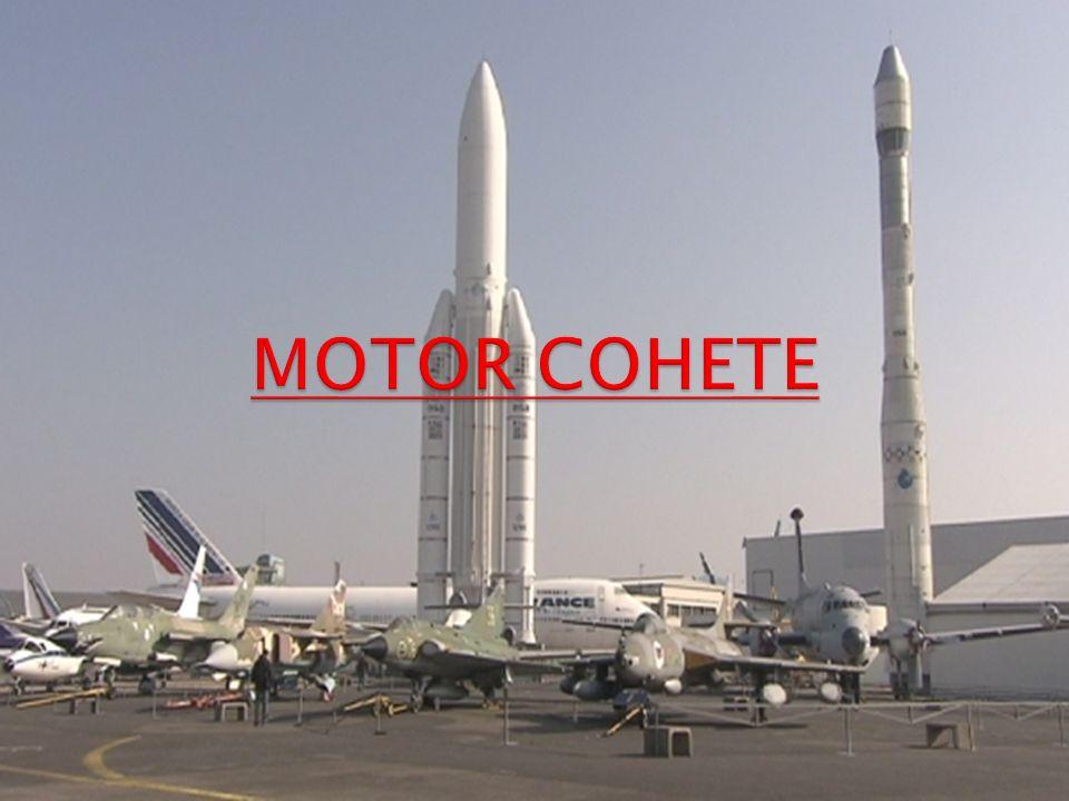 MOTOR COHETE