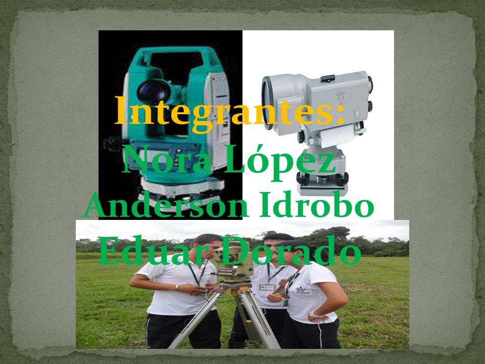 Integrantes: Nora López Eduar Dorado