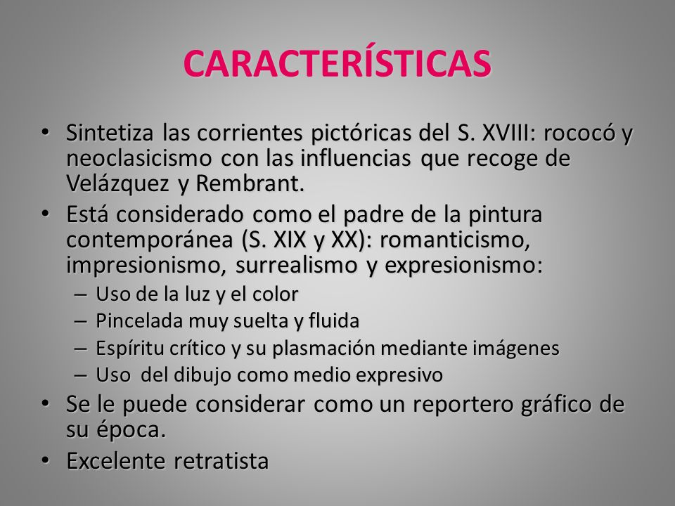 Neoclasicismo ppt video online descargar for Caracteristicas de la contemporanea