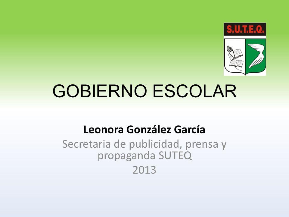 Leonora González García