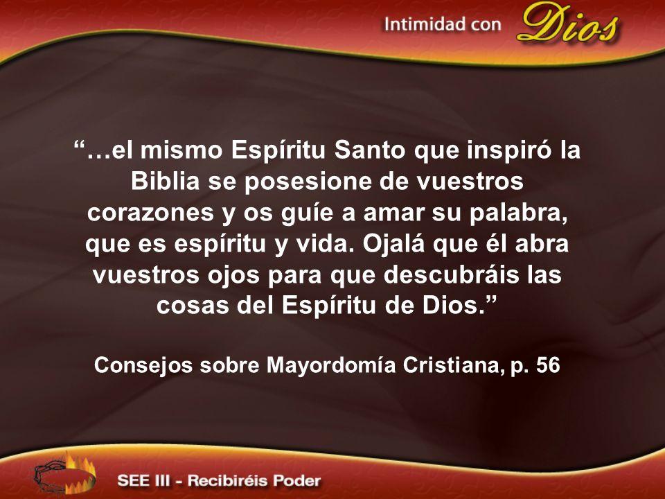 Consejos sobre Mayordomía Cristiana, p. 56