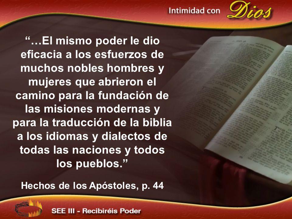 Hechos de los Apóstoles, p. 44