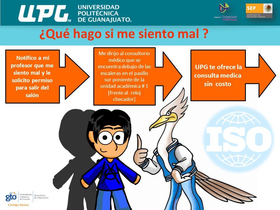 UPG te ofrece la consulta medica sin costo