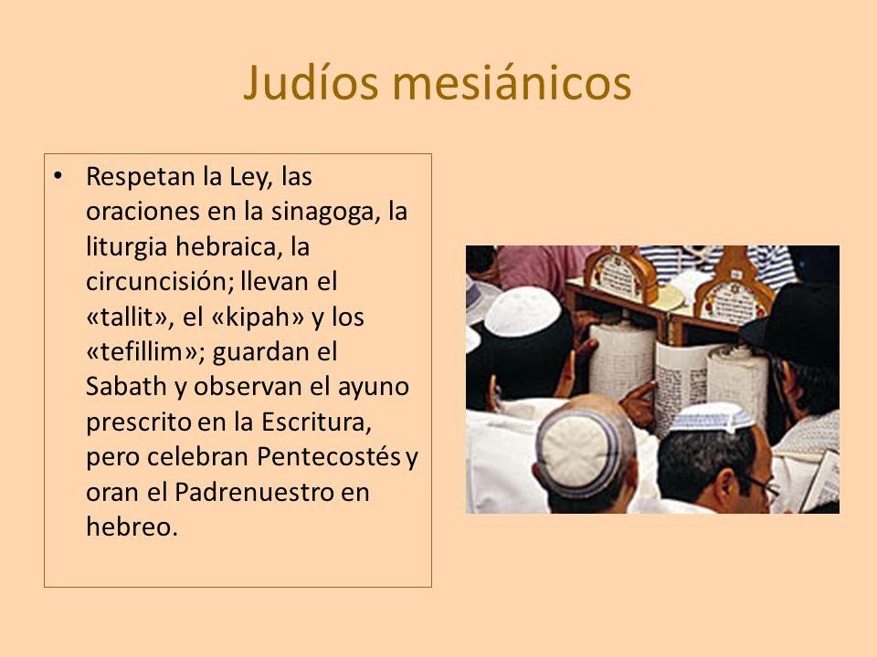 Judíos mesiánicos