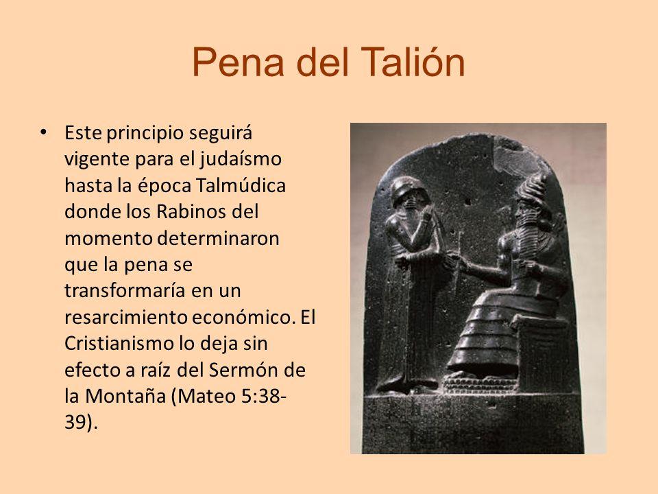 Pena del Talión
