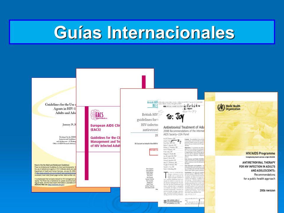 Guías Internacionales