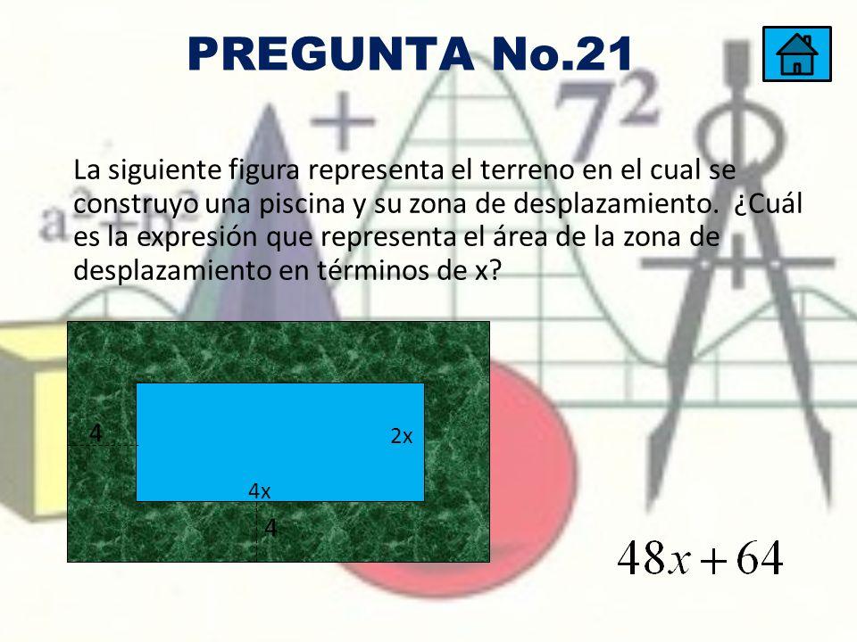 PREGUNTA No.21