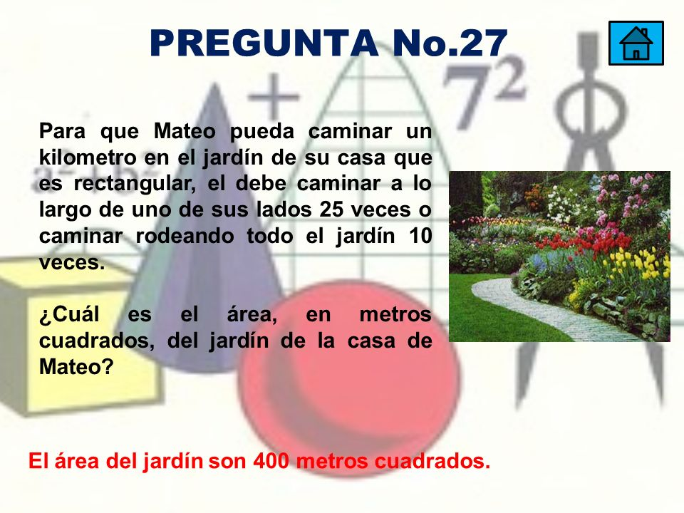 PREGUNTA No.27
