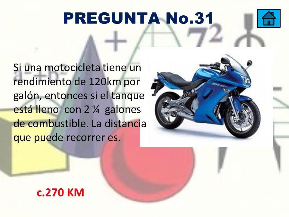 PREGUNTA No.31