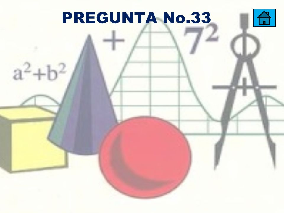 PREGUNTA No.33