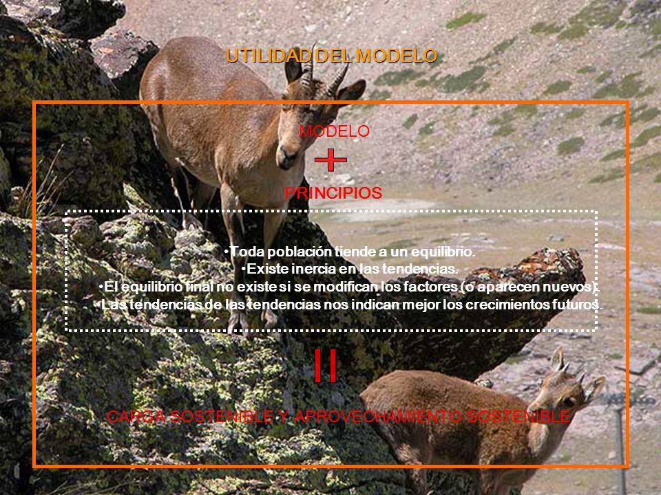 + = UTILIDAD DEL MODELO MODELO PRINCIPIOS