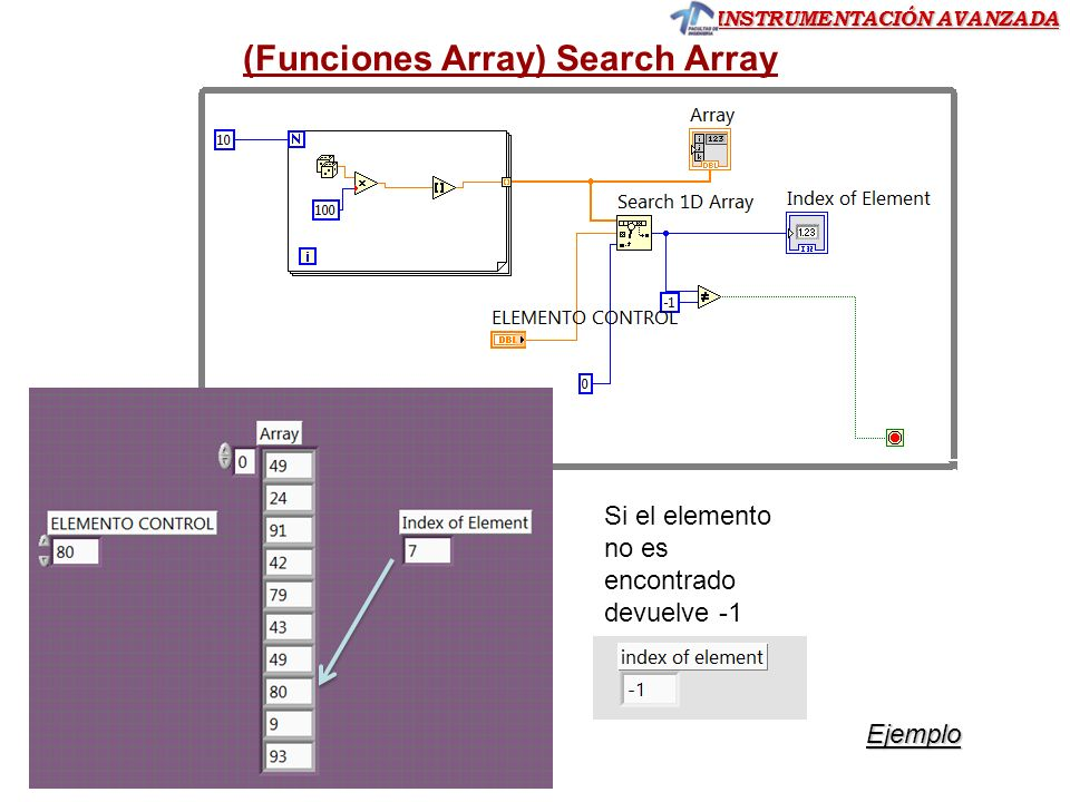 (Funciones Array) Search Array