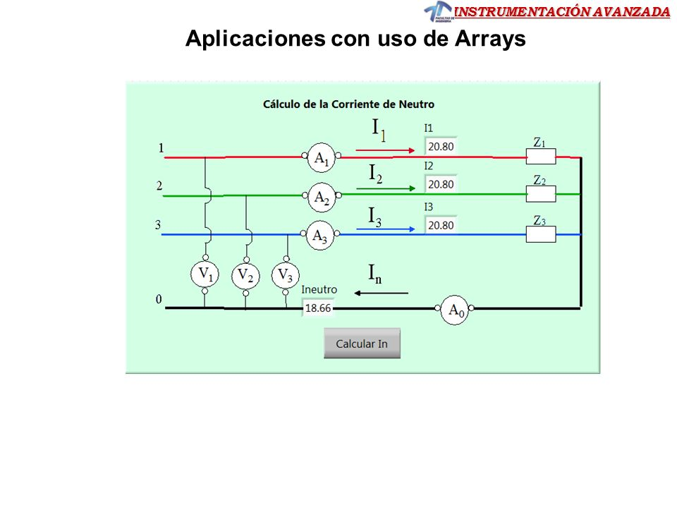 Aplicaciones con uso de Arrays
