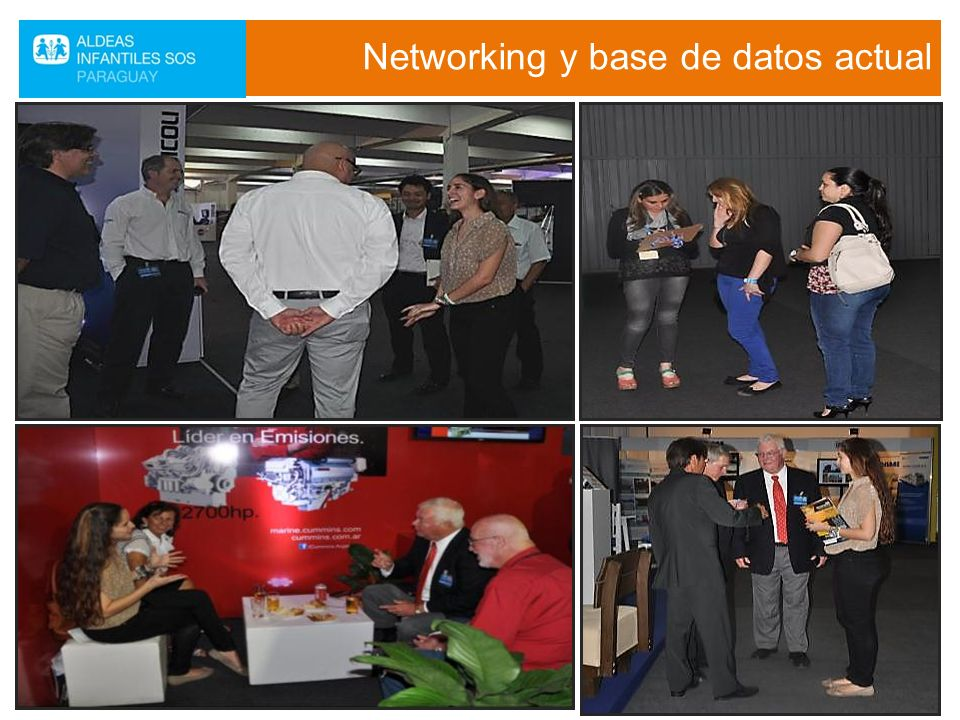 Networking y base de datos actual