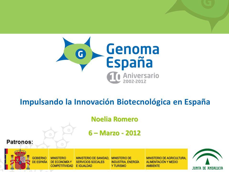 Impulsando la Innovación Biotecnológica en España
