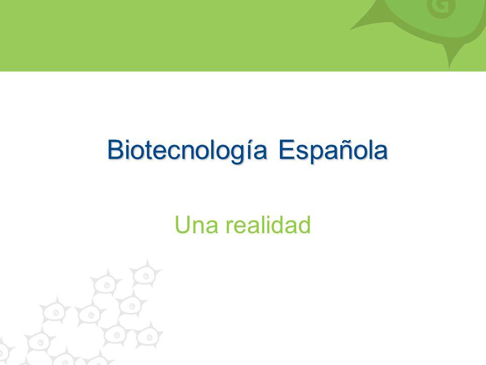 Biotecnología Española