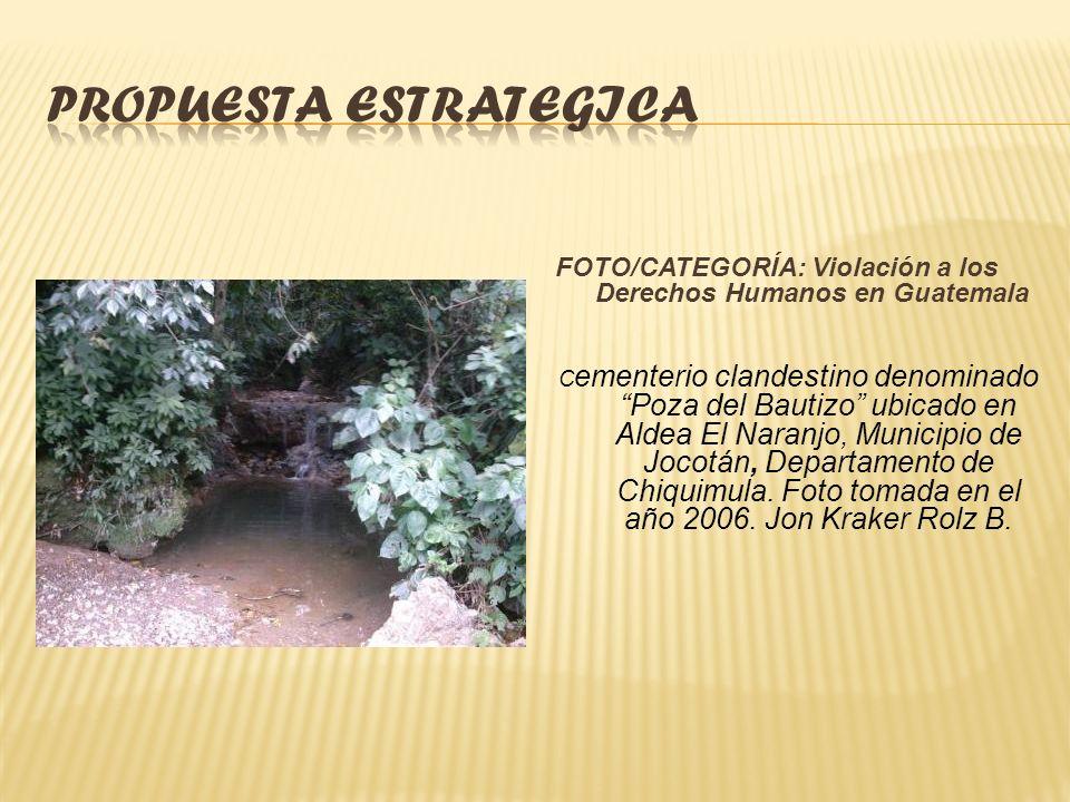 PROPUESTA ESTRATEGICA