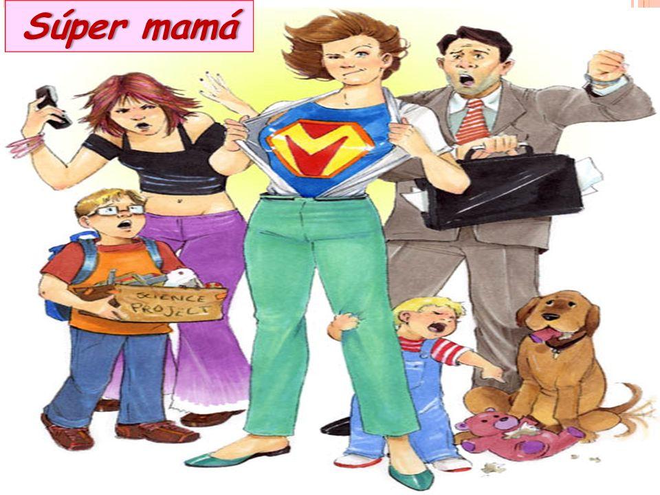 Súper mamá