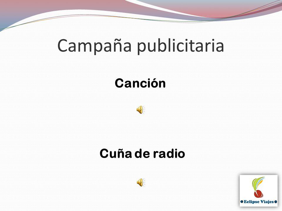 Campaña publicitaria Canción Cuña de radio