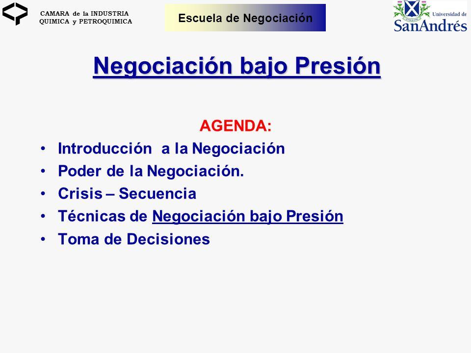 Escuela de Negociación