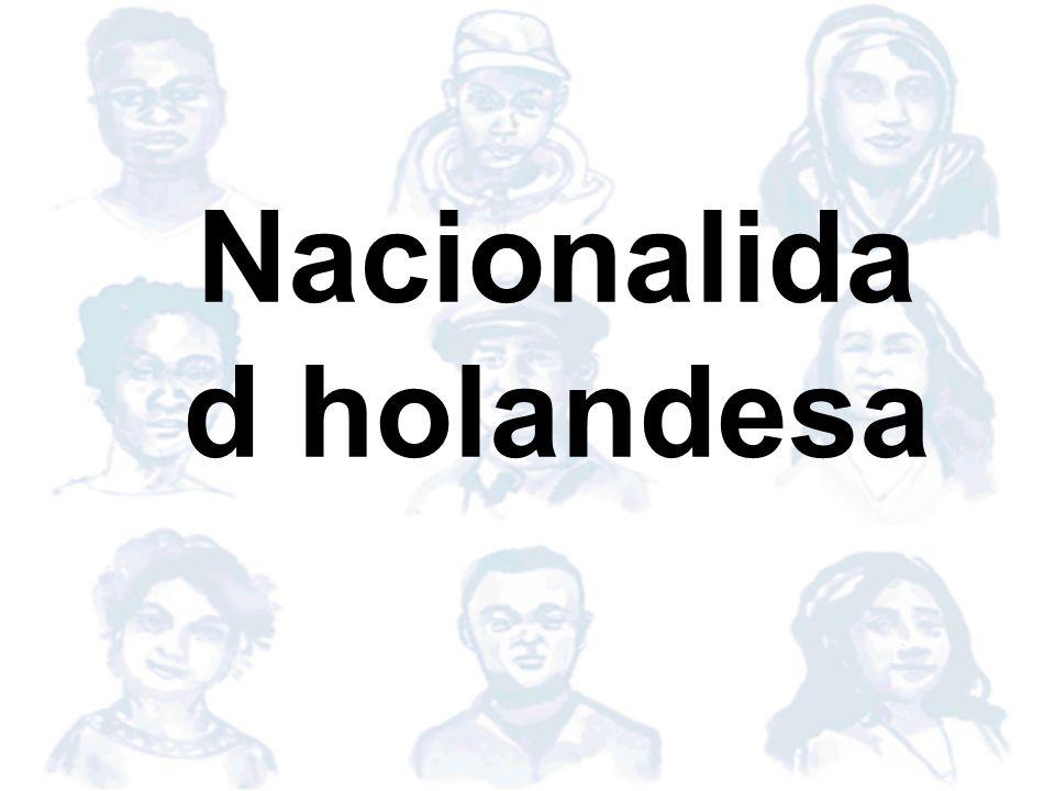 Nacionalidad holandesa