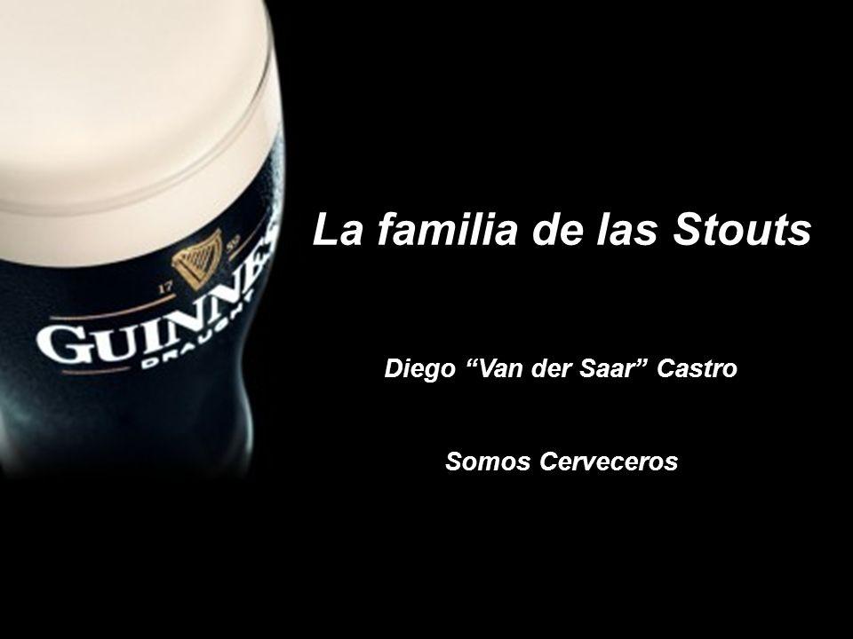 La familia de las Stouts Diego Van der Saar Castro