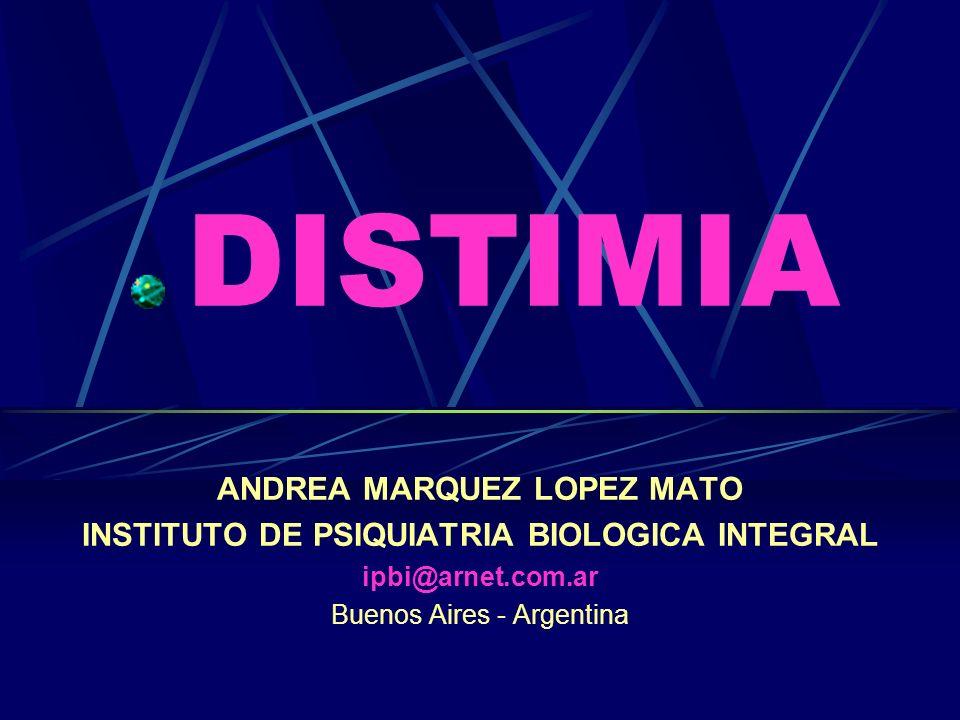 ANDREA MARQUEZ LOPEZ MATO INSTITUTO DE PSIQUIATRIA BIOLOGICA INTEGRAL