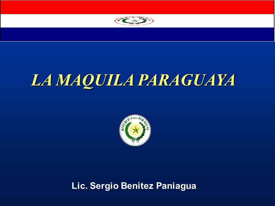 Lic. Sergio Benitez Paniagua