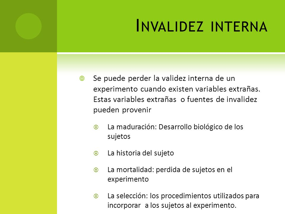 Invalidez interna