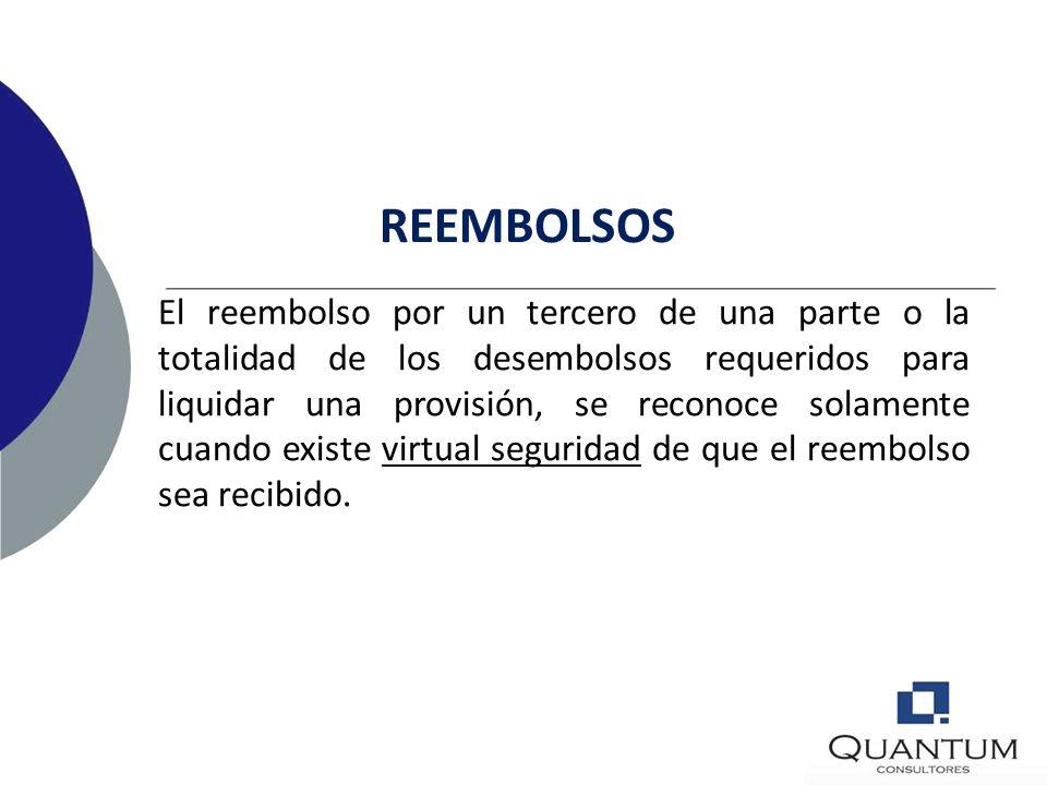 REEMBOLSOS