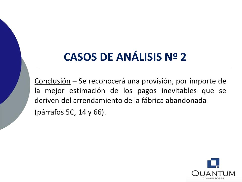 CASOS DE ANÁLISIS Nº 2