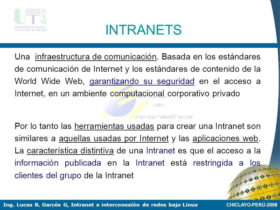 INTRANETS