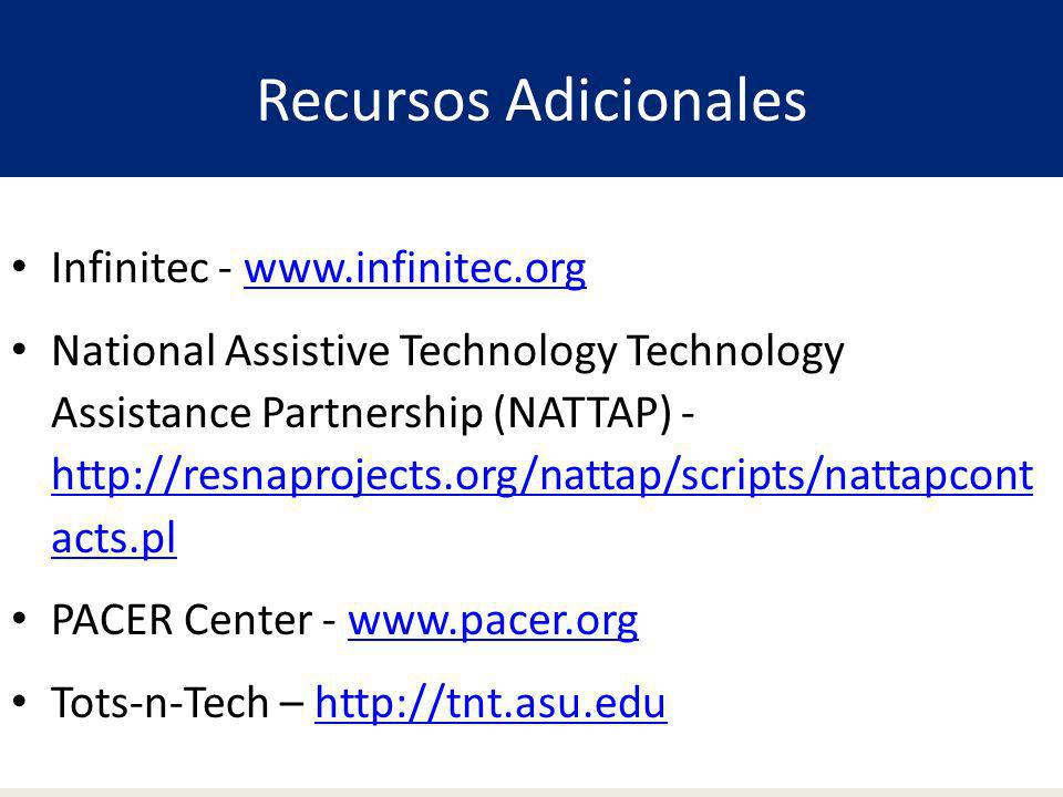 Recursos Adicionales Infinitec - www.infinitec.org