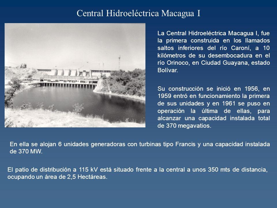 Central Hidroeléctrica Macagua I