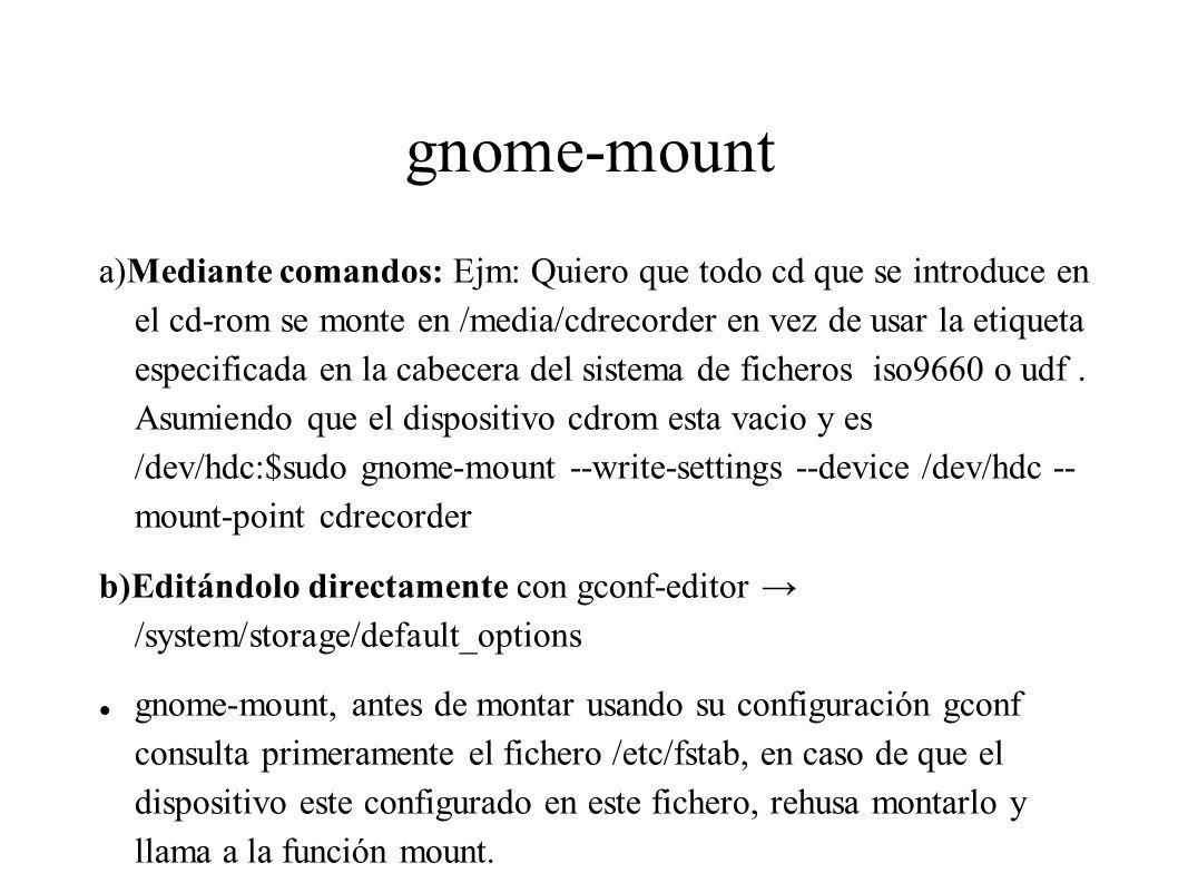 gnome-mount